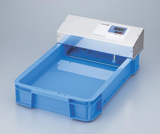 宅配 (1-1594-01) アズワン 低水位型恒温水槽 本体のみ THB-1400 《研究・実験用機器》:道具屋さん店-その他