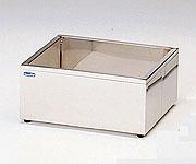 アズワン ステンレス水槽(SUS304・断熱材入り) S-2 (1-4163-02) 《研究・実験用機器》