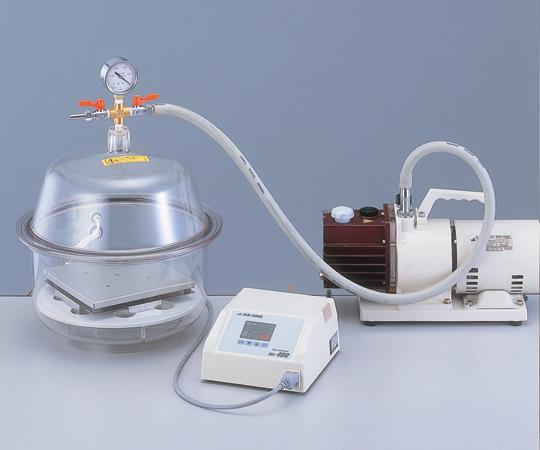 アズワン 簡易型真空乾燥器 KVO-300 (2-7837-11) 《研究・実験用機器》