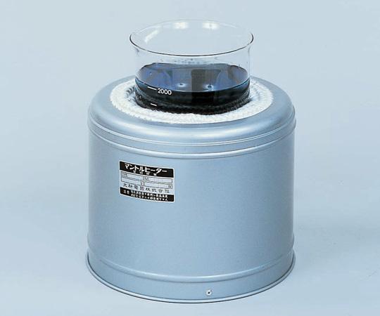 アズワン マントルヒーター(ビーカー用) GB-3 (1-162-04) 《研究・実験用機器》