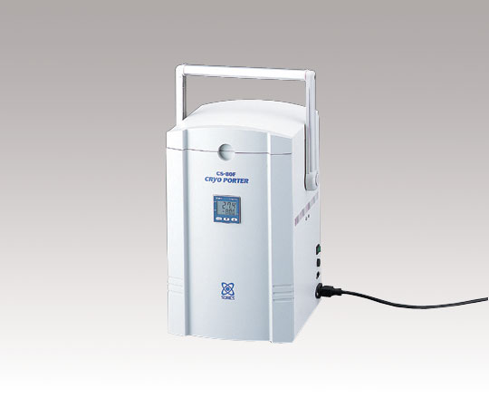 アズワン 超低温アルミブロック恒温槽(クライオポーター) CS-80C (1-7324-01) 《研究・実験用機器》