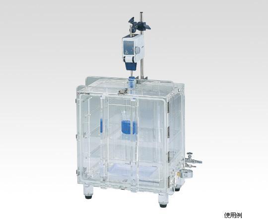 【直送品】 アズワン 真空脱泡装置 1-4211-03 《研究・実験用機器》