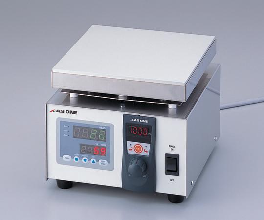 アズワン 強力ホットスターラー(デジタル) 1-4137-12 《研究・実験用機器》