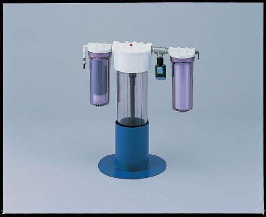 アズワン イオン交換式純水装置 1-5739-01 《ライフサイエンス・分析》