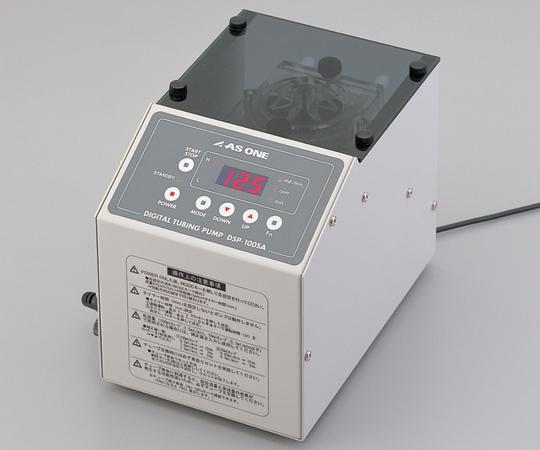 高精度で流量指定可能 アズワン デジタル定量チュービングポンプ 《研究 1-5916-01 低価格化 実験用機器》 即納