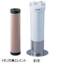 アズワン イオン交換エレメント式純水装置 DI-20BB本体セット 1-7669-01 《ライフサイエンス・分析》