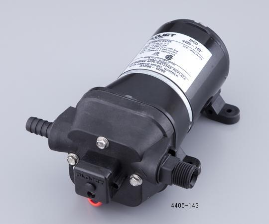 アズワン 4ピストンダイアフラム圧力ポンプ 1-1505-02 《研究・実験用機器》
