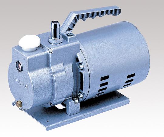 アズワン 油回転真空ポンプ(小型直結型) 1-672-05 《研究・実験用機器》