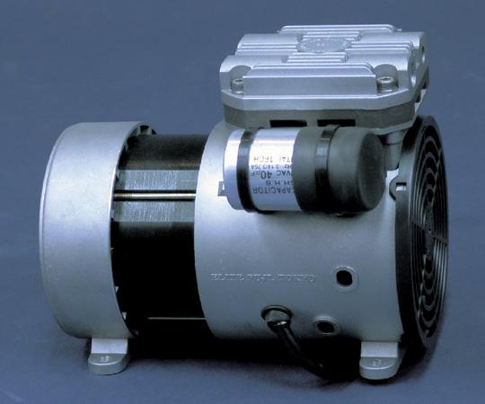 アズワン オイルフリー真空ポンプ(コンプレッサー兼用) 1-7998-04 《研究・実験用機器》