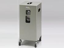 アズワン ベルト駆動式油回転真空ポンプ 1-8785-07 《研究・実験用機器》
