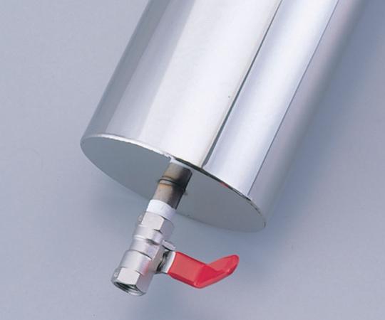 アズワン ステンレス真空トラップ 2-8094-02 《研究・実験用機器》