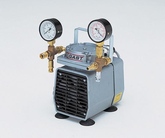 アズワン 加減圧両用ポンプ 6-9727-01 《研究・実験用機器》
