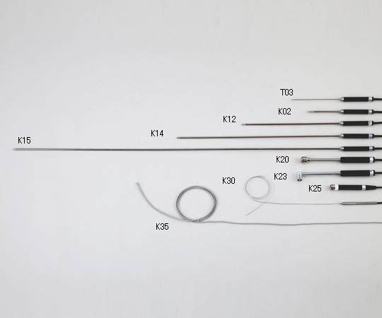 アズワン 防水型パーソナルサーモメーター(イージー) 1-1996-19 《計測・測定・検査》