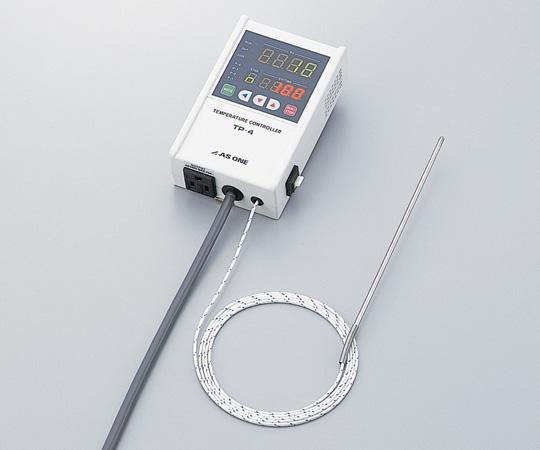アズワン デジタル温度調節器(プログラム機能付) 1-5825-12 《計測・測定・検査》
