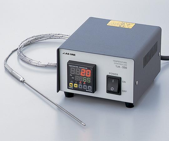 アズワン デジタル卓上型温度調節器 1-6124-01 《計測・測定・検査》
