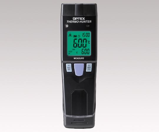 アズワン ポータブル型非接触温度計 1-9391-01 《計測・測定・検査》