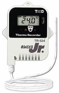 アズワン (T&D) 温度記録計(おんどとりJr.) TR-52i (1-5020-33) 《計測・測定・検査》