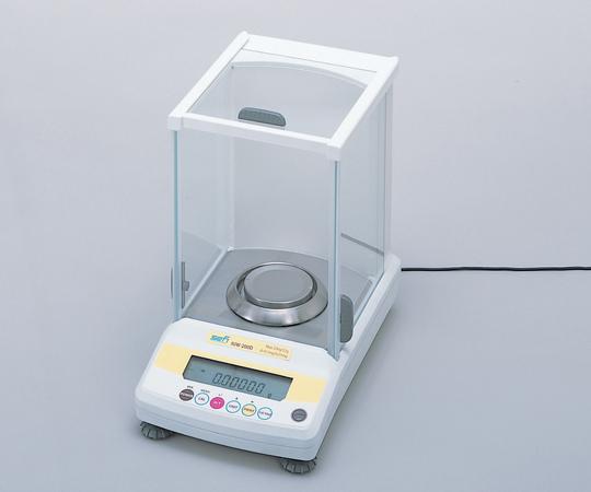 アズワン 上皿電子分析天びん用オプション 外付バッテリーパック 1-5880-03 《計測・測定・検査》