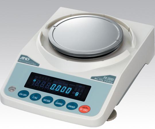 アズワン 電子天秤 2-8142-02 《計測・測定・検査》