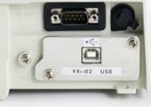 アズワン 電子天秤 USBインタ-フェス 2-8142-12 《計測・測定・検査》