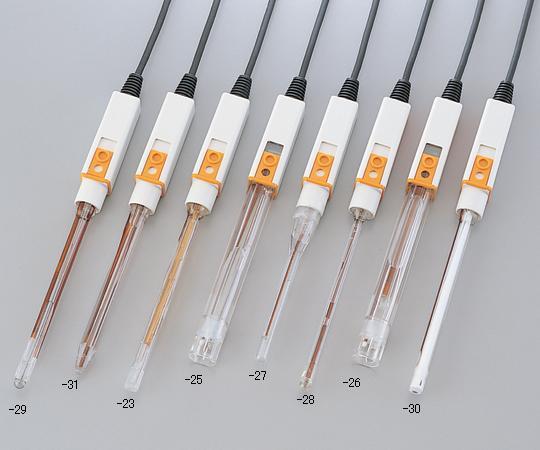 アズワン ハンディpHメーター電極 1-817-25 《計測・測定・検査》