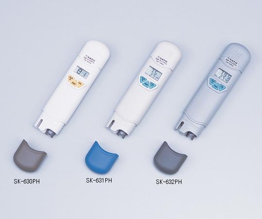 アズワン ポケットタイプpH計 1-9183-03 《計測・測定・検査》