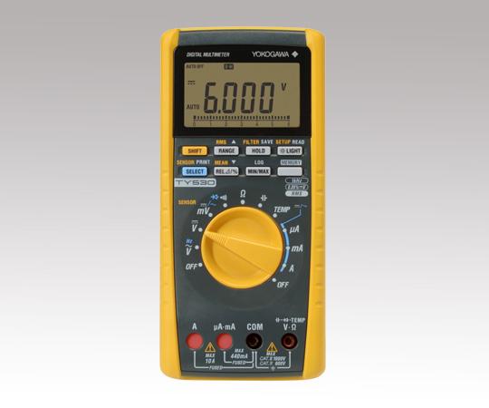 アズワン デジタルマルチメーター 1-2100-02 《計測・測定・検査》
