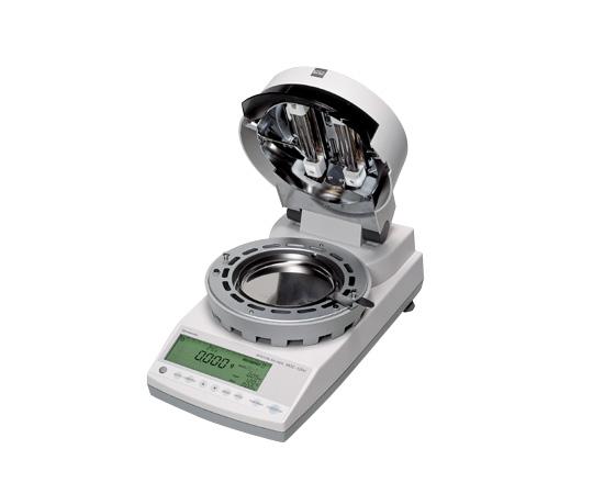 アズワン 赤外線水分計 1-4445-01 《計測・測定・検査》