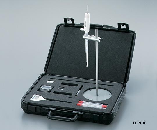 アズワン 携帯型ディスポ粘度計 1-4523-01 《計測・測定・検査》