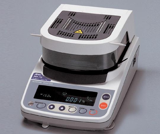 【直送品】 アズワン 水分計 1-6432-04 《計測・測定・検査》 【送料別】