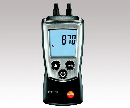 アズワン ポータブル差圧計 1-6477-01 《計測・測定・検査》