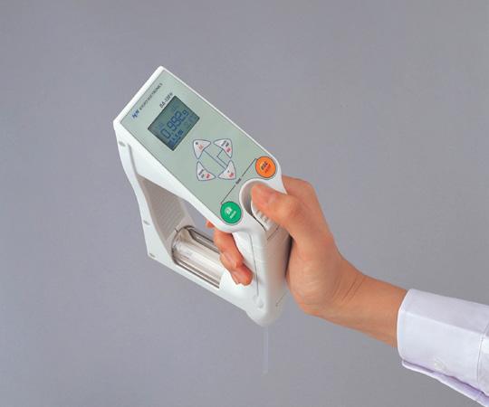 アズワン ポータブル密度比重計 1-901-01 《計測・測定・検査》