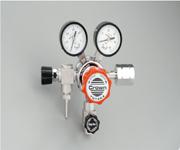 """アズワン 精密圧力調整器""""GSシリーズ"""" 1-4011-06 《計測・測定・検査》"""