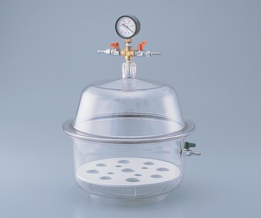 アズワン リークテスト装置 1-7581-11 《計測・測定・検査》