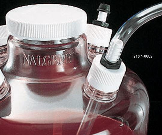 アズワン カルチャーべセル容器用アクセサリー コネクター付きキャップ 1-8772-02 《ライフサイエンス・分析》