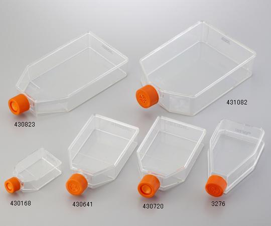 お得セット 細胞培養用フラスコ 2-2063-01 《ライフサイエンス・分析》:道具屋さん店 アズワン-研究・実験用品