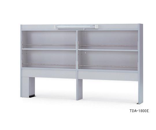 【代引不可】 アズワン 試薬棚(片面型) 3-4582-03 【特大】《ラボファニチャー》 【メーカー直送品】