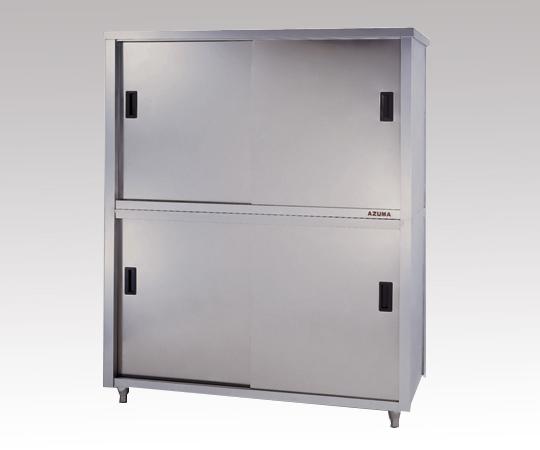 【直送品】 アズワン ステンレス保管庫 1-1434-04 《実験設備・保管》 【特大・送料別】