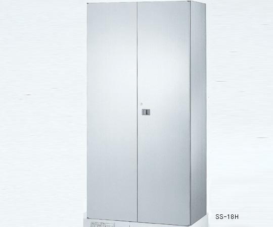 【直送品】 アズワン ステンレス収納庫 0-5223-05 【大型】《実験設備・保管》 【特大・送料別】