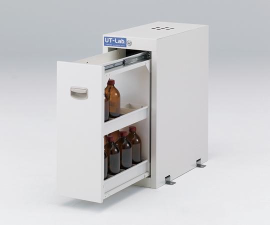 アズワン 薬品保管ユニット(UT-Lab.) 1-4080-01 《実験設備・保管》