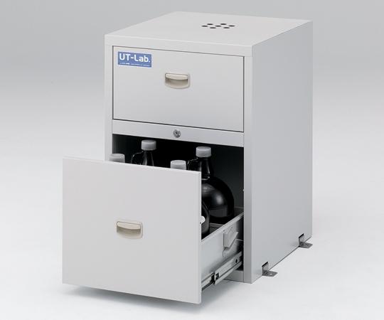 アズワン 薬品保管ユニット(UT-Lab.) 1-4086-02 《実験設備・保管》