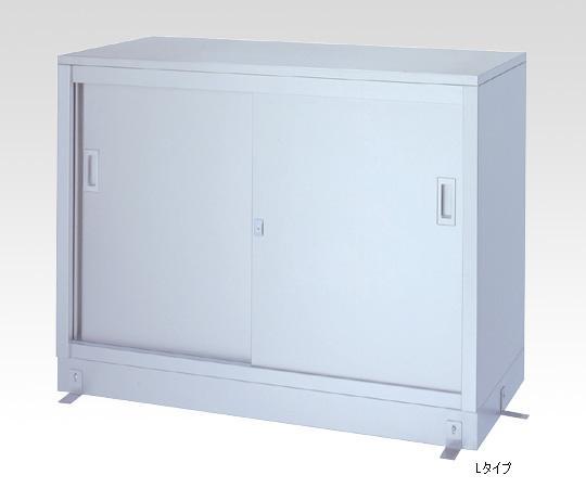 【直送品】 アズワン ステンレス保管庫(ステンレス戸) 1-8252-04 《実験設備・保管》