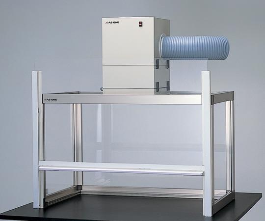 アズワン 卓上型ドラフト 3-4060-01 《実験設備・保管》