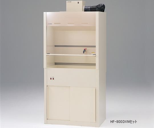 【直送品】 アズワン コンパクトドラフト(PVC製) 3-4062-12 【特大】《実験設備・保管》 【特大・送料別】