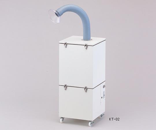 アズワン 活性炭排気処理装置用フィルタ 2-7620-22 《実験設備・保管》