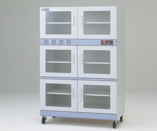 【代引不可】 アズワン デジタル高制御デシケーター DCD-SSP6 (1-9057-04) 【大型】《デシケーター》 【メーカー直送品】