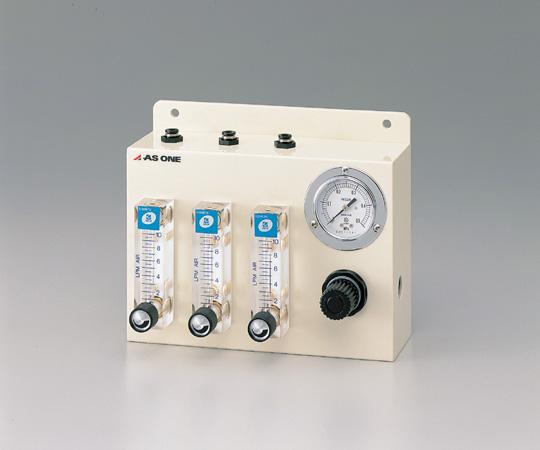 アズワン 流量計付レギュレータ FMC-1 (1-3167-01) 《デシケーター》
