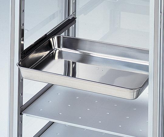 アズワン デシケーター用アクセサリー トレー棚板 (1-5216-08) 《実験設備・保管》