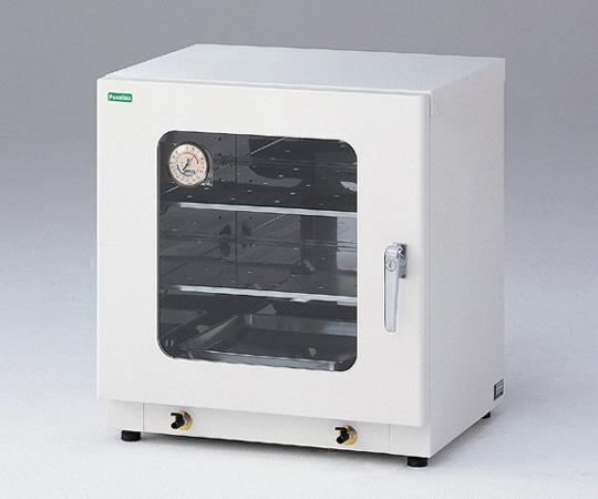 アズワン パソリナステンレスデシケーター 1型 (1-5443-01) 《実験設備・保管》