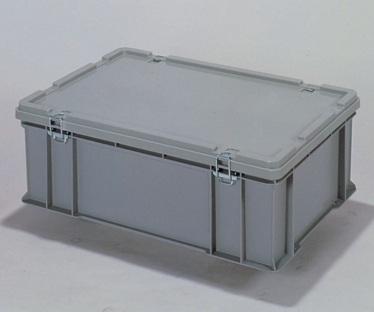 アズワン パッチン錠付コンテナー 56H型 (5-397-05) 《容器・コンテナー》